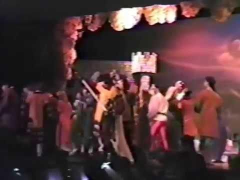 Knoch High School Camelot Musical 1990 - Part 1