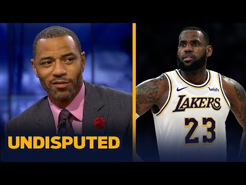 Kenyon Martin discusses LeBron's response to Kobe and Magic Johnson's comments | NBA | UNDISPUTED