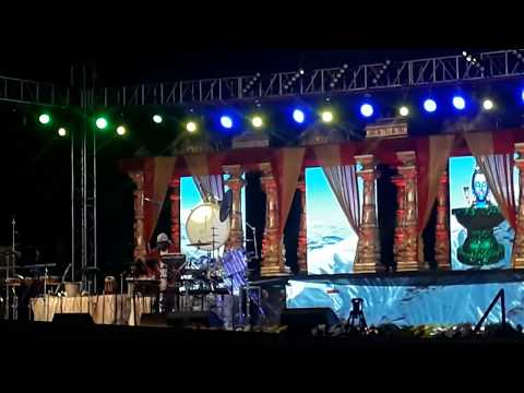 Shivamani Drums Performance || World Spritual Fest || Tirupati