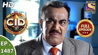 CID - Ep 1487 - Full Episode - 13th January, 2018