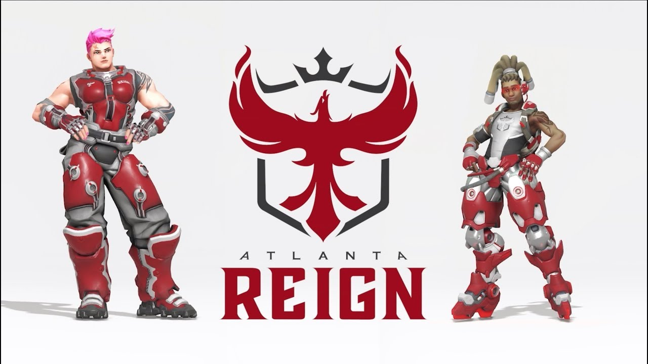 Overwatch League 2019 Preview: Atlanta Reign - YouTube