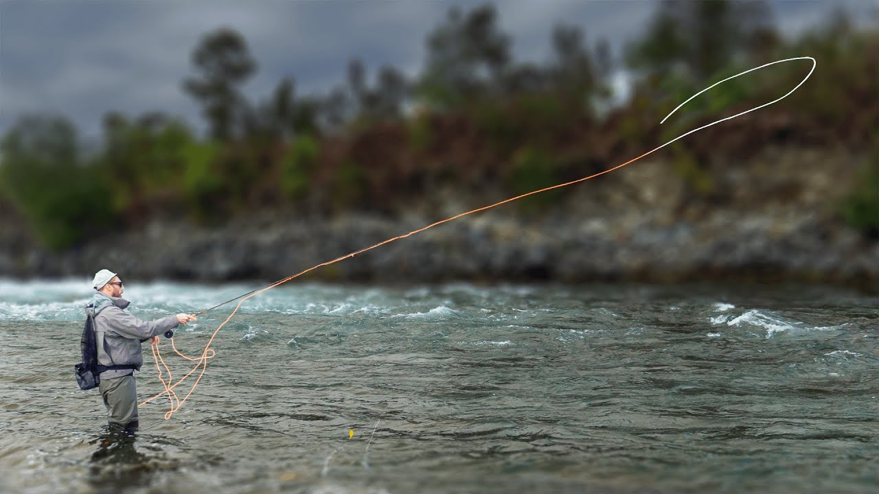 Swinging flies for trout on Skagit lines with Simon Hoole | OPST New Zealand