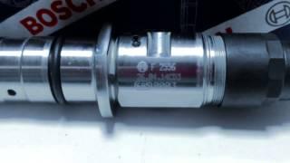Форсунка топливная двигателя CumminsКамминз ISLe Евро 4 King Long Камаз Dong Feng 4994541 BOSCH 0445(, 2015-07-30T09:31:48.000Z)