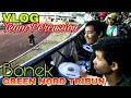 Yukk...Ngintip Kompaknya Tim Perkusi di Tribun Green Nord | Persebaya vs Pusamania Borneo FC