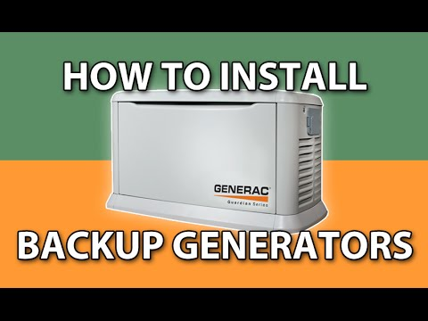 wiring diagram for switch parts of cow meat how to install backup generators - youtube