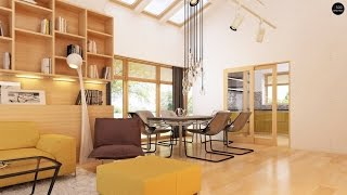 Дизайн одноэтажного дома 150 кв. м. Дом для средней семьи(Дизайн одноэтажного дома 150 кв. м. Дом для средней семьи https://youtu.be/SB82PtRyxDM Подписывайтесь на канал! По статист..., 2015-06-02T09:08:28.000Z)