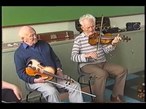 Weeping and wailing, air ; Kit O'Connor's reel / Joe Ryan, fiddle