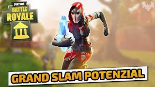 Grand Slam Potenzial - Fortnite Battle Royale: High Stakes - Deutsch German - Dhalucard