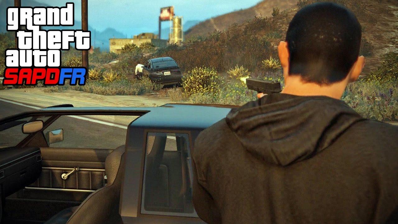GTA SAPDFR - DOJ 87 - Premeditated Road Rage (Criminal)