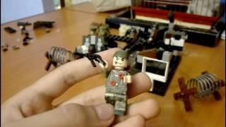 Лего самоделка 2 мировая война
