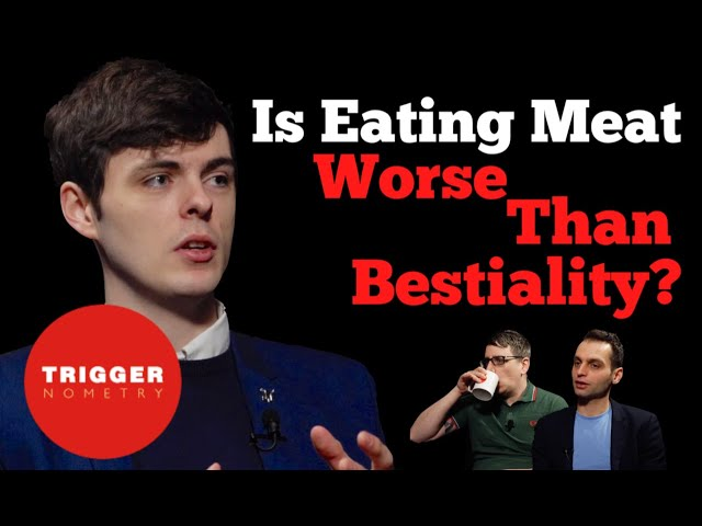 Is Eating Meat Worse Than Bestiality?
