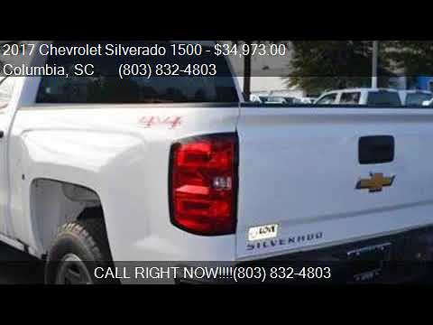 2017 Chevrolet Silverado 1500  for sale in Columbia, SC 2921