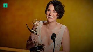 Phoebe Waller-Bridge's Big Night at Emmys 2019