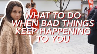 Why Bad Things Keep Happening to You & What to Do About It | Leeor Alexandra Mp3