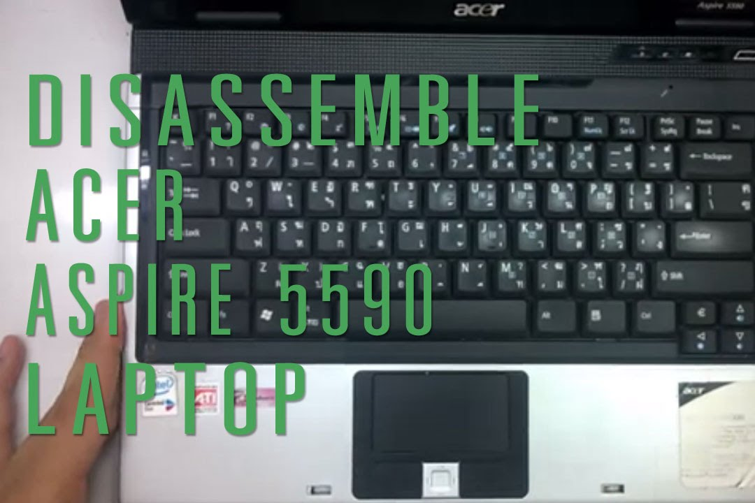 Acer Aspire 5590 Windows Vista 32-BIT