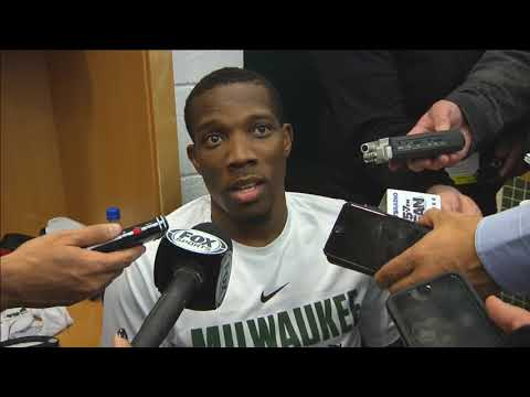 """The Bucks are 3-0 since acquiring Eric Bledsoe: """"I feel great"""""""