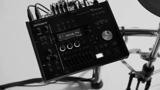 Roland TD-50 V-Drums Sound Module for Pro Performance and Studio Sessions