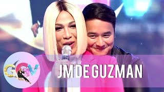 GGV: Vice Ganda gives JM tips on how to look taller