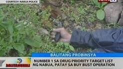 Number 1 sa drug priority target list ng Nabua, patay sa buy-bust operation