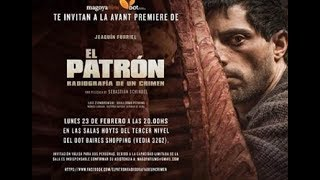 [감자의 3류 비평] 보스 (El patron, radiografia de un crimen, The Boss, Anatomy of a Crime, 2014) 메인 예고편