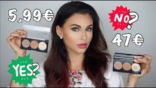 5,99€ vs 47€- Kontúrovacie palety