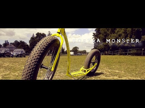 KOSTKA MONSTER - novinka 2017