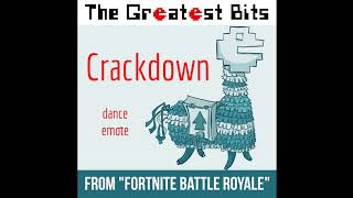 Crackdown Dance Emote (from Fortnite Battle Royale) performed by The Greatest Bits