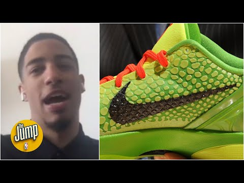 Tyrese Haliburton on what he'll buy with his NBA money, and possibly going to the Knicks | The Jump