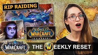 Vanilla Means Vanilla OFFICIAL & The Death Of Tier Sets: World Of Warcraft News