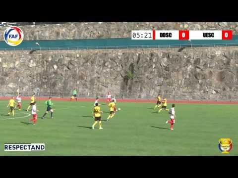 Andorra Supercup 2016 - FC Santa Coloma vs UE Santa Coloma 11/09/2016 Full Match Partido Completo HD