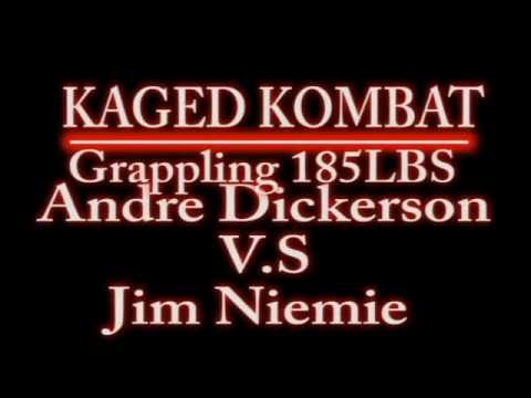 Andre Dickerson V.S Jim Niemie
