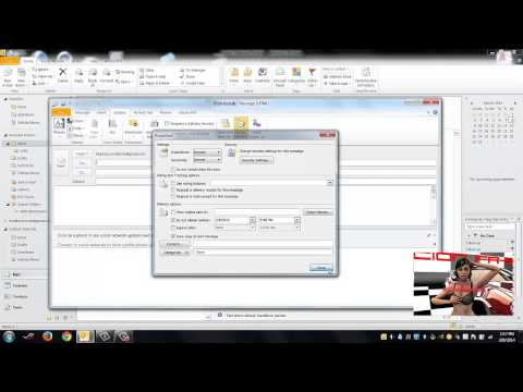 How to send automated emails in outlook 2020