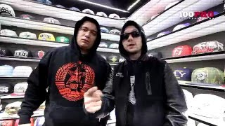 Видеоприглашения от Капы и DaБо (декабрь 2013 года)