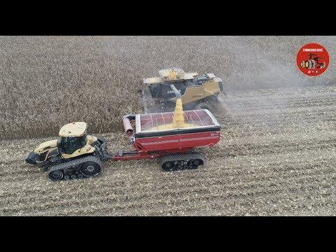 2018 Corn Harvest with T K Farms - Darke County Ohio