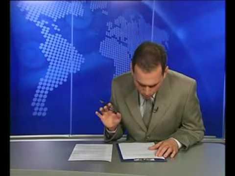 Типичный украинский телеведущий