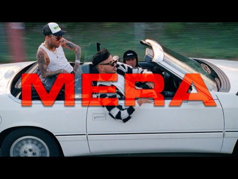 Tainy, Dalex and Álvaro Díaz Take a Joy Ride in New 'Mera' Video