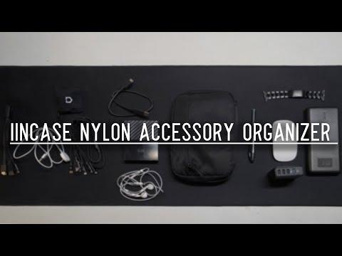 Incase Nylon Accessories Organizer | The perfect tech pouch?