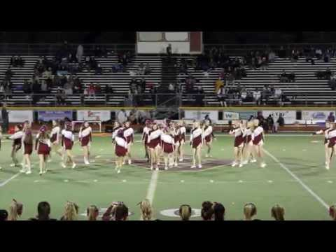 Simi Valley High School Cheerleaders