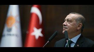 Cumhurbaşkanı Erdoğan, TBMM Grup Toplantısı'nda konuştu
