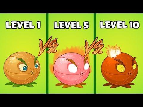 Plants vs zombies 2 pomelo vs todos los zombies mas fuerte for Cuartos decorados de plants vs zombies