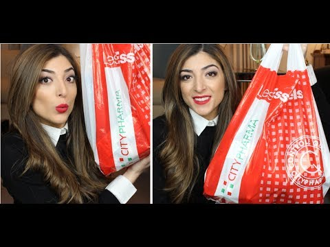 French Pharmacy Haul + Favourites | Amelia Liana