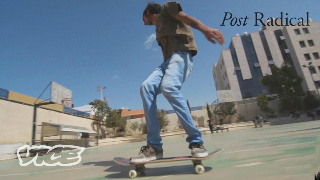 Inside the Palestinian Skate Scene | Post Radical Episode 2