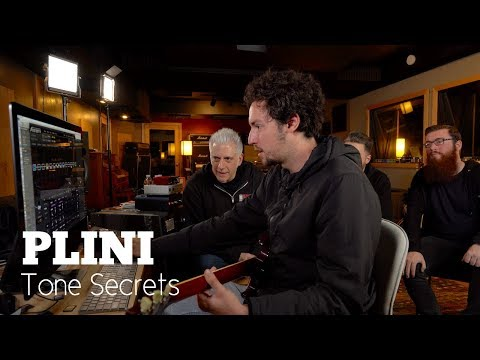 PLINI Interview - The Modern Guitar Hero Shows Us His TONE Secrets