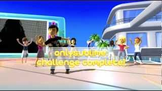 Dance Paradise 720P gameplay Kevin Rudolf ft Lil Wayne (Let It Rock) Xbox 360 Kinect