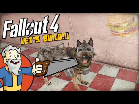 """""""LET'S START BUILDING THE PERFECT VAULT!!!"""" MODDED Fallout 4 LET'S BUILD - 1440p HD PC Gameplay"""