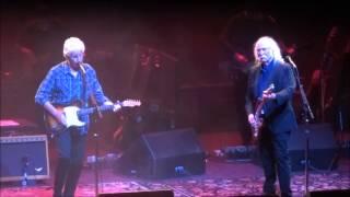 Crosby Stills & Nash, MILITARY MADNESS, Portland, 9/16/14