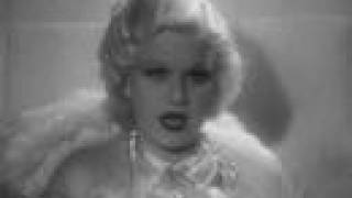 Jean Harlow - Dinner at Eight (1933)