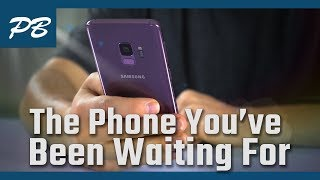 Samsung Galaxy S9 & S9+ Hands On Review