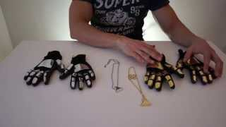 Building the Daft Punk Gloves and Chains