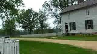 A Glimpse of Appomattox Court House